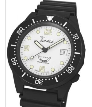 Squale Professional 1521-026-PVD-W