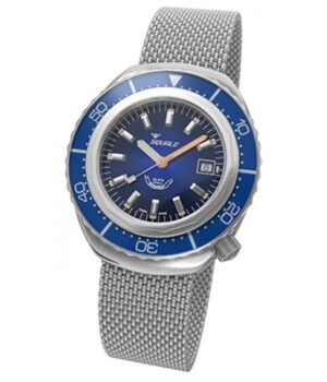 Squale 1000 Blue 2002A BL-R