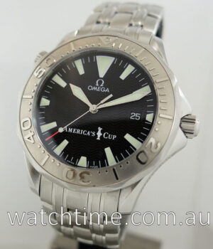 Omega Seamaster 300m America s Cup