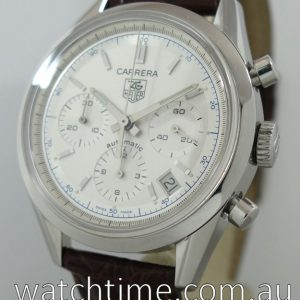 TAG Heuer Carrera Classic Re-issue Chronograph CV2110-0