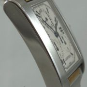 Cartier Tank Francaise Chrono, 18k & Steel