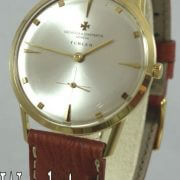 VACHERON & CONSTANTIN 1962 18k ref. 6456