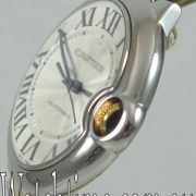 Cartier Ballon Bleu 18k Yellow Gold / Steel 42mm
