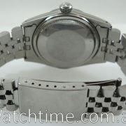 Rolex Datejust 1982 White Buckley Dial