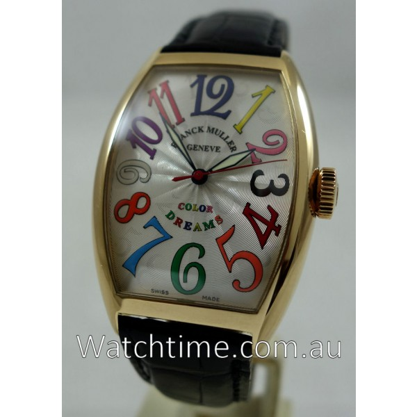 Franck Muller 18K Colour Dreams