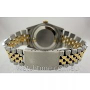 Rolex Datejust 18k & Steel, Diamond Dial