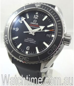 Omega Seamaster Planet Ocean Co-Axial 45 5mm Oct 2014