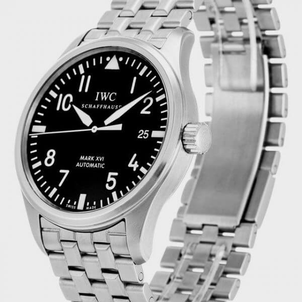 IWC Mark XVI on bracelet IW325504