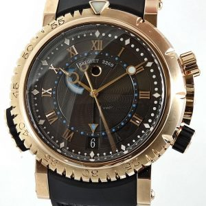 BREGUET 18K Rose Gold Marine Royale Alarm       IN STOCK NOW