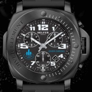 HELFER DIVER LIMITED EDITION