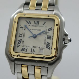 Cartier Panthere 18k   Steel