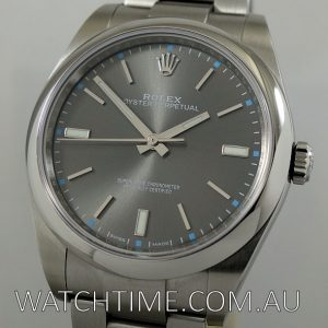Rolex Oyster Perpetual 39mm Jan 2016