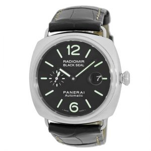 PANERAI Stainless Steel 45mm Radiomir Black Seal PAM 287 Automatic