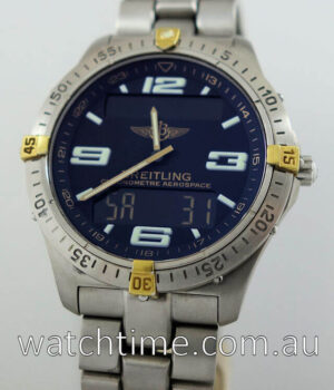 BREITLING Aerospace  Repetition Minutes   F75362-M5549