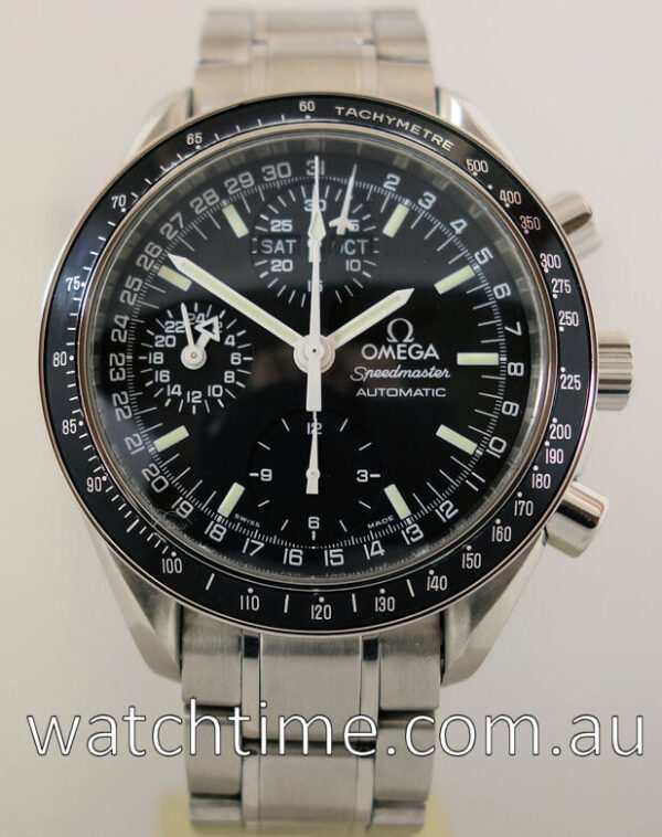 Omega Speedmaster Automatic Day-Date 3520.50.00