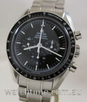 Omega Speedmaster Professional Moonwatch 2010 Model  Box   Papers
