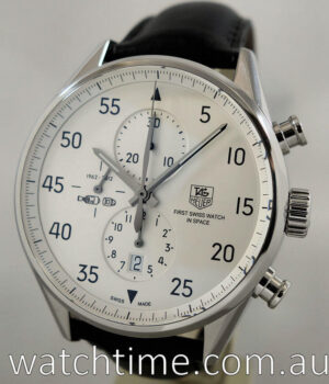 TAG Heuer Cal  1887 SpaceX   First Watch in Space  CAR2015-0