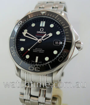 Omega Seamaster 300m Co-Axial  July 2016
