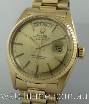 Rolex Oyster Perpetual Day-Date President 1803
