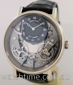 Breguet Tradition 18k White-Gold 7057
