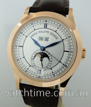 Patek Philippe  5396R-001  Annual Calendar with Moonphase