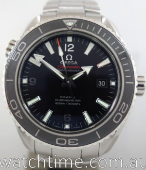 Omega Seamaster Planet Ocean 600m Co-Axial 45 5mm