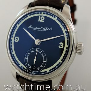 IWC PORTUGIESER HAND-WOUND EIGHT DAYS EDITION    75TH ANNIVERSARY    IW510205
