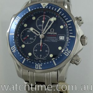 Omega Seamaster Diver 300m Chronograph 2225 80 00