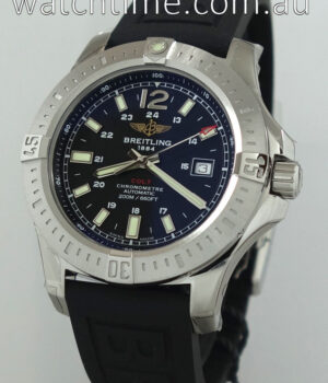 Breitling Colt 44mm  A1738811  June 2017  UNUSED