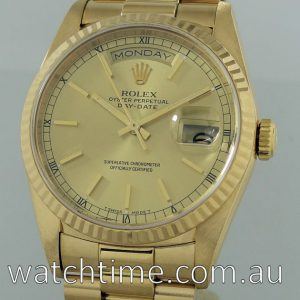 Rolex President Day Date 18238