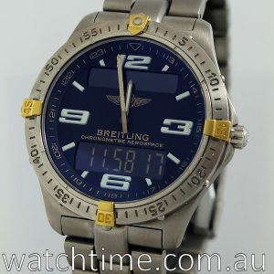 BREITLING Aerospace Repetition Minutes F75362