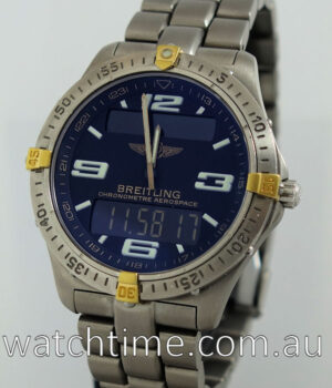 BREITLING Aerospace  Repetition Minutes   F75362-WS190617