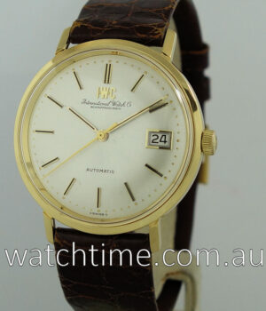 IWC 18ct Gold  Automatic  ref 1818