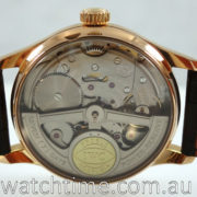 IWC Portuguese 18K Red Gold 7 Day Automatic