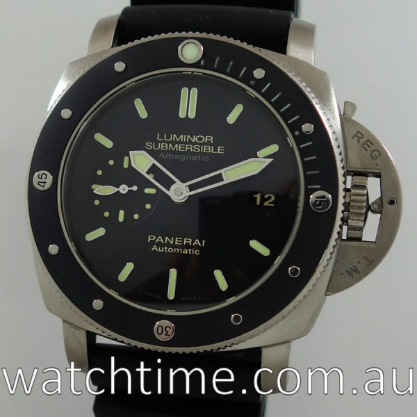 Panerai Luminor Submersible 1950 Titanio  PAM389