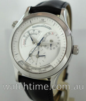 Jaeger LeCoultre Master Geographic 142 8 92