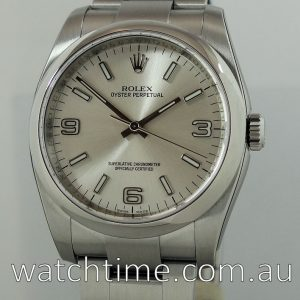 Rolex Oyster Steel 36  As new   116000
