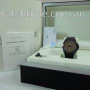 IWC Ingenieur AMG Black Series IW322504
