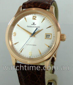 Jaeger LeCoultre 140 2 89  Master Control Automatic 18K Rose-Gold