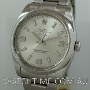 Rolex Air-King DOMINO PIZZA Special Edition 2007