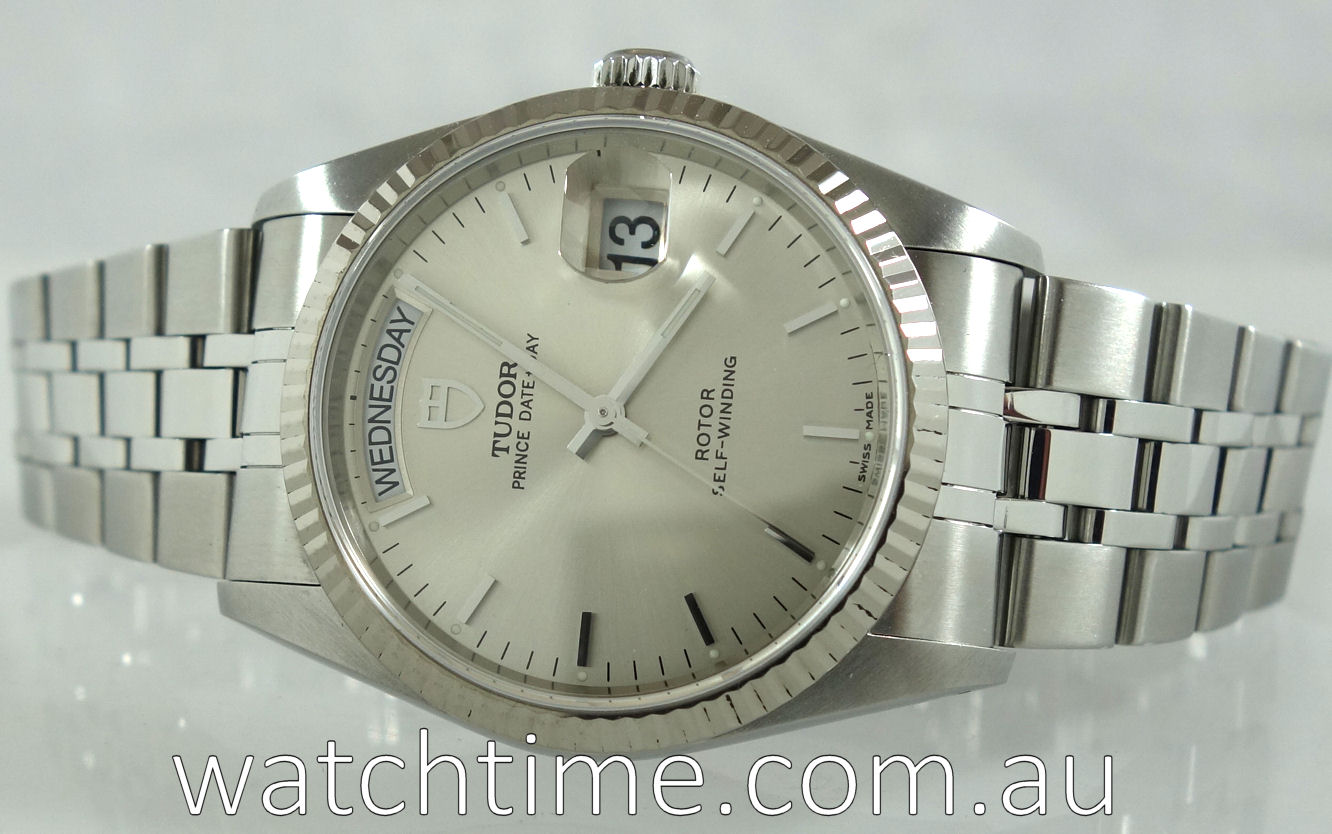 Tudor Prince Day Date 76214 By Watchtime Melbourne