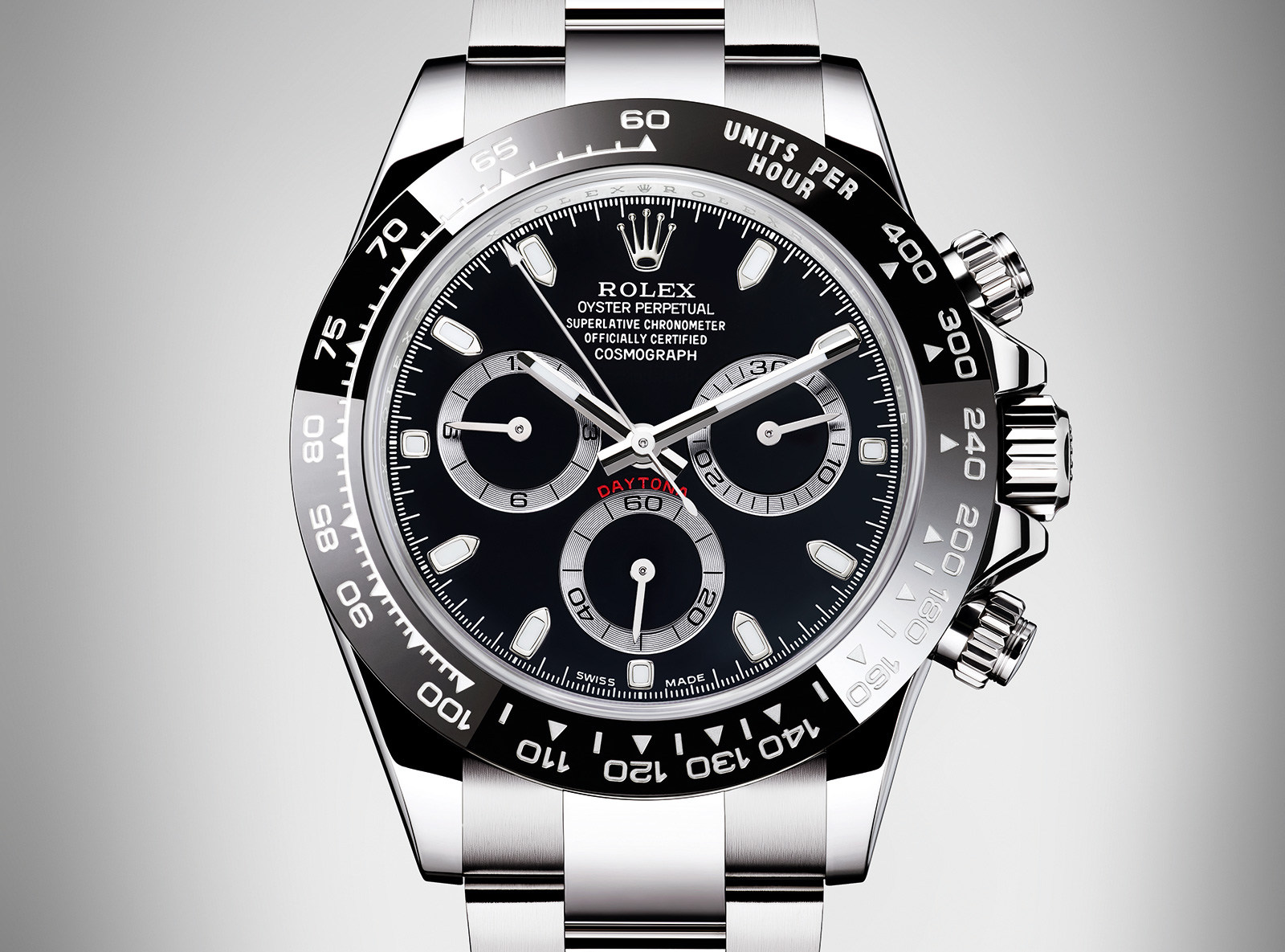 Rolex Daytona Steel Ceramic August 2016 Box Amp Papers By