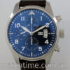 "IWC ""Le PETIT PRINCE"" Pilot Chronograph IW3777"