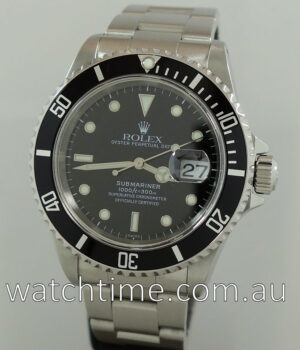 Rolex Submariner DATE 16610 Box   Papers
