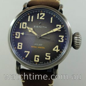 ZENITH  Pilot Type 20 Extra Special   Ton Up    11 2430 679 21 C801