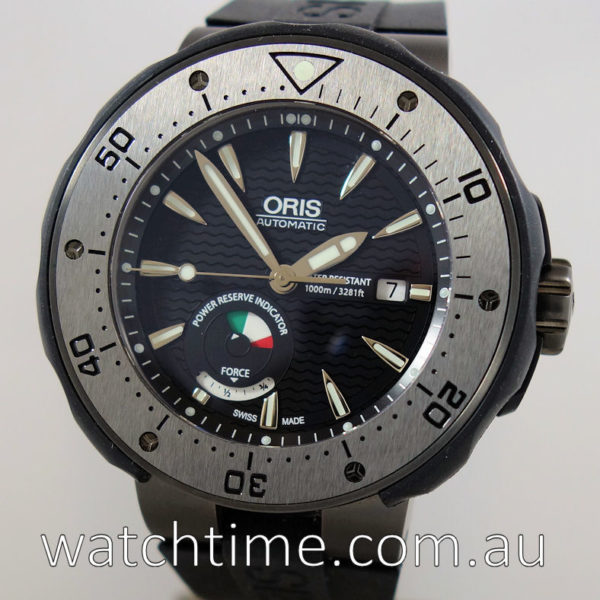 Oris Col Moschin Limited Edition 667.7645.72.84