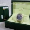 Rolex Datejust II Blue-dial 116300