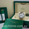 Rolex Explorer II Polar White dial 216570 AUG 2018 Box & Card