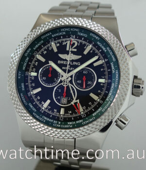 BREITLING Bentley GMT Chrono Limited Edition A47362