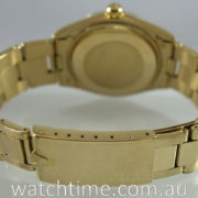 Rolex Oyster 18k Yellow-Gold  c 1980s